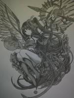 Random Anime Girls 4 by LutviTheSquirrel