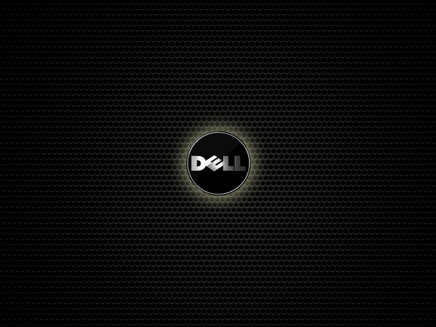 Dark Dell Wallpaper Standad Size by cr3tiv3 on deviantART