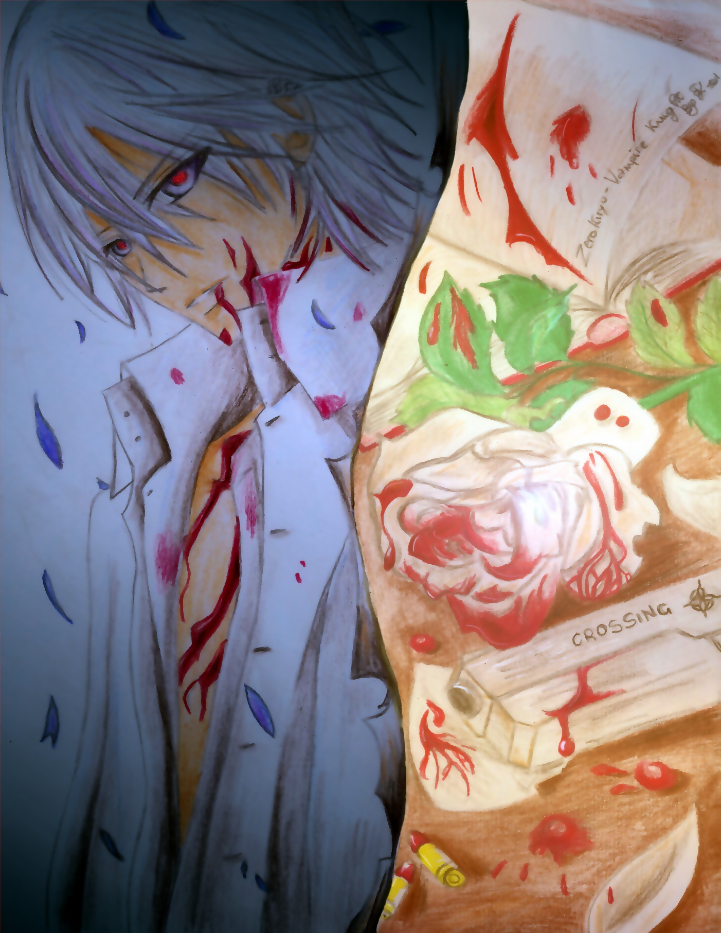 Bloody lust by Emy-san