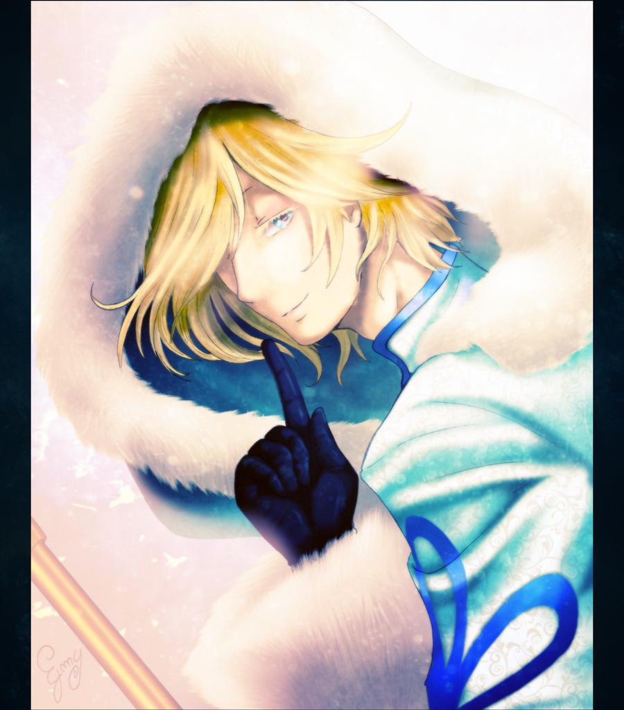 =Tsubasa RESERVoir CHRoNiCLE= Fai D. Flowright By Emy-san