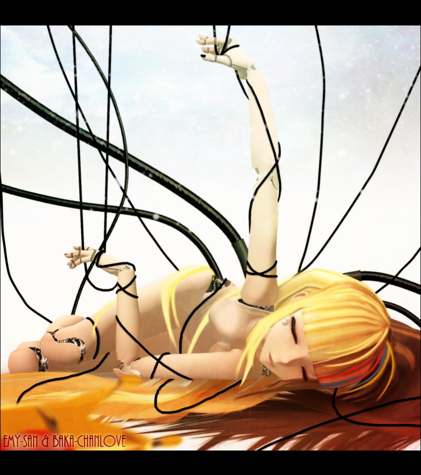 -Music Doll 17- by Emy-san