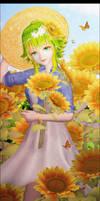 .::Sunflowers::.