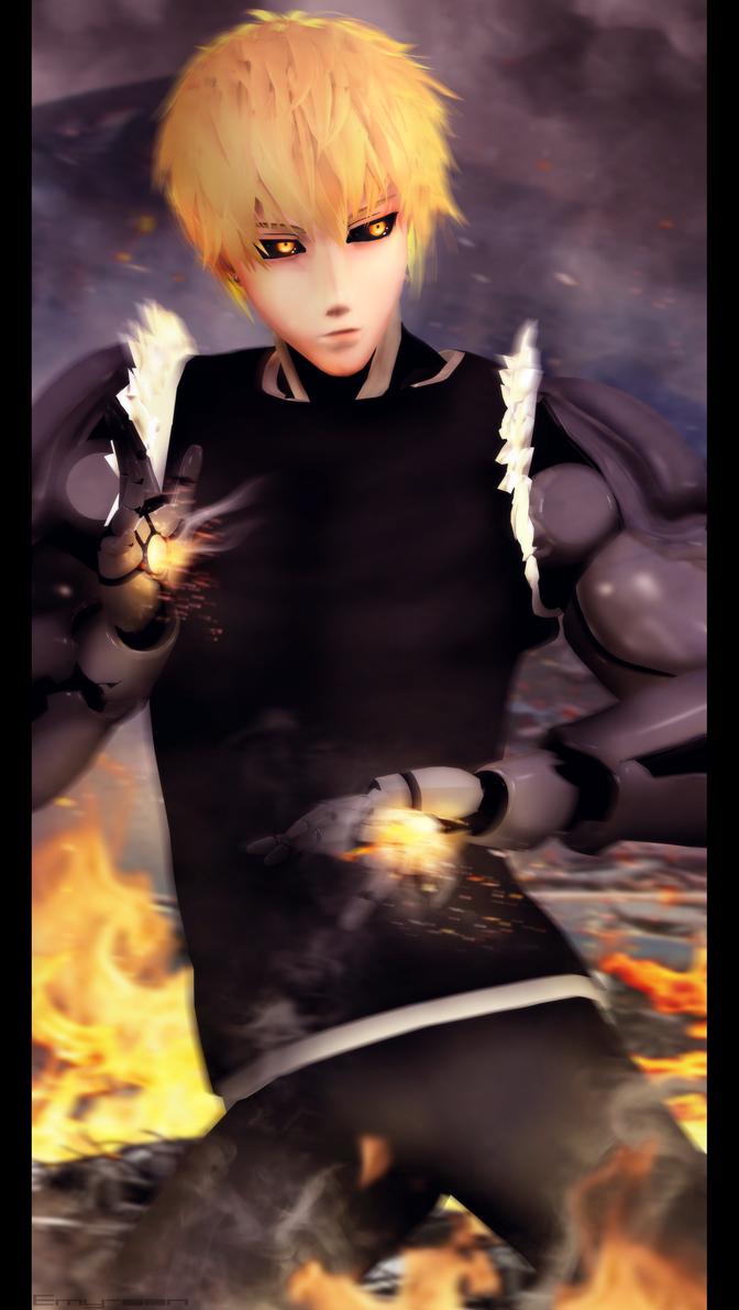 | The Demon Cyborg | by Emy-san