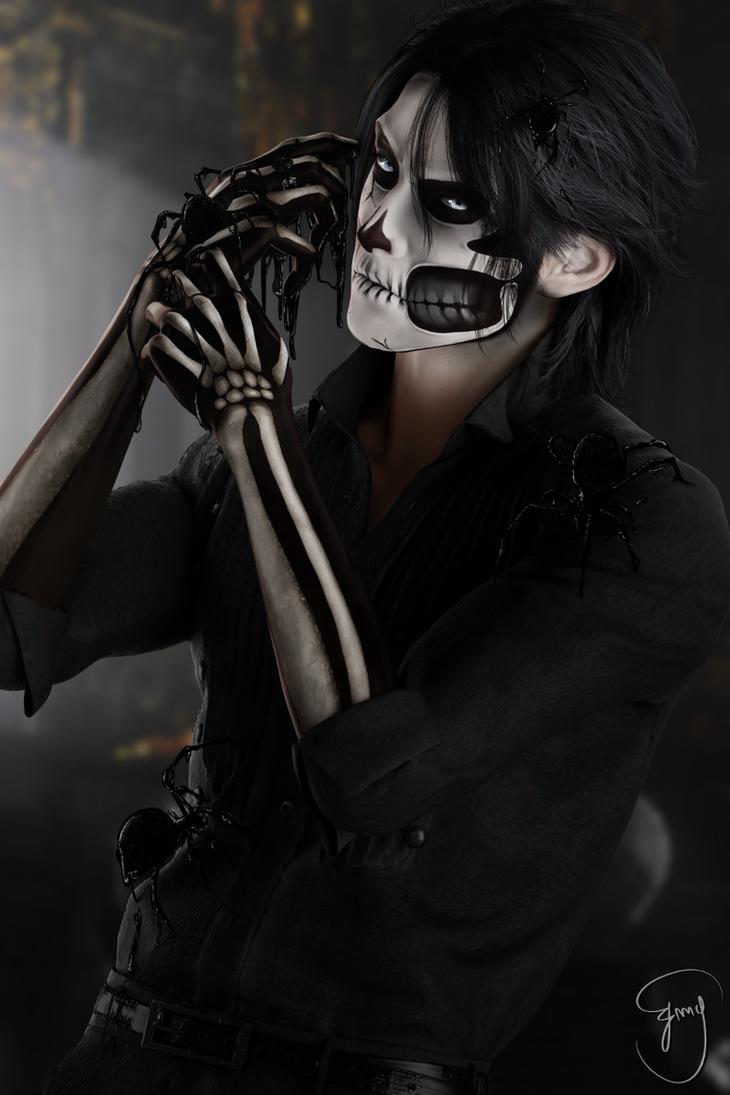 Black. by Emy-san