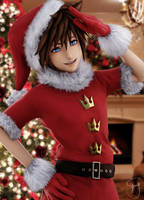 Santa Sora is coming to town ~ by Emy-san