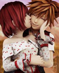 My love by Emy-san