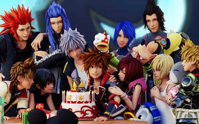 Happy birthday Sora! by Emy-san