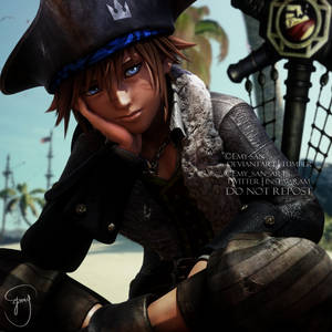 A pirate's life for me~