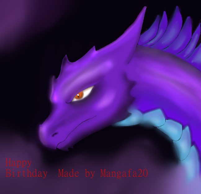 Anubis b day gift. by mangafa20