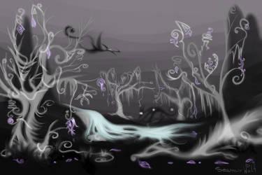 Beautiful darkness by SeamairWolf