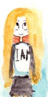Iam in Watercolor