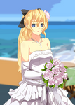 Lilly Satou wedding