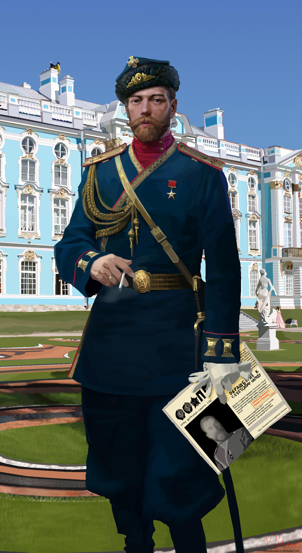 to what extent was the tsar Extracts from this document introduction this document was downloaded from courseworkinfo - the uk's coursework database - to what extent does alexander ii.