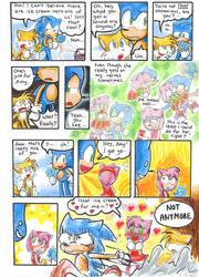 Ice Cream - Sonic Comic.