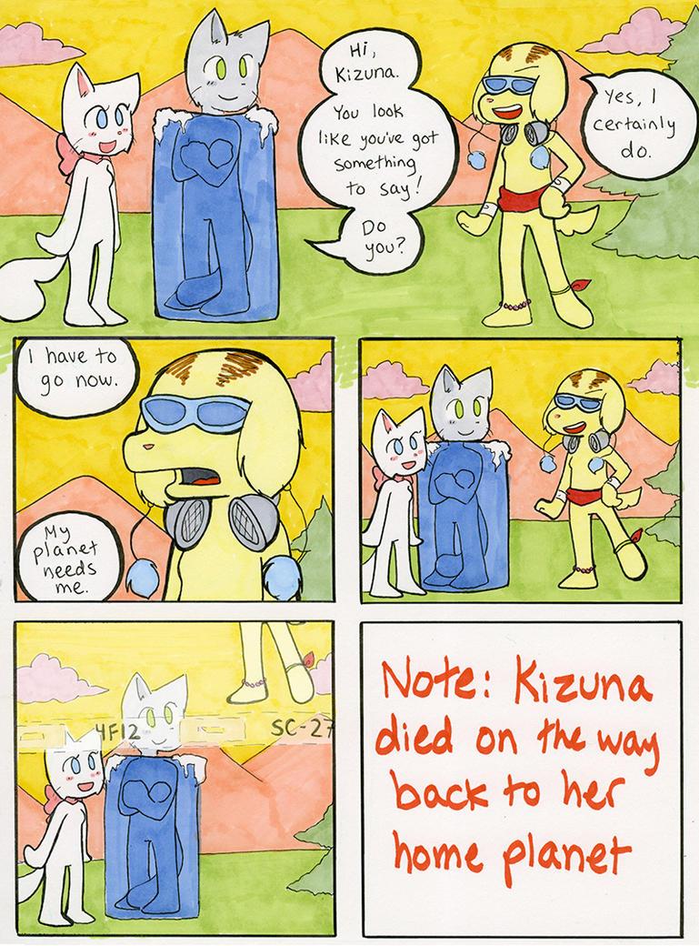 Farewell, Kizuna. by taeshilh