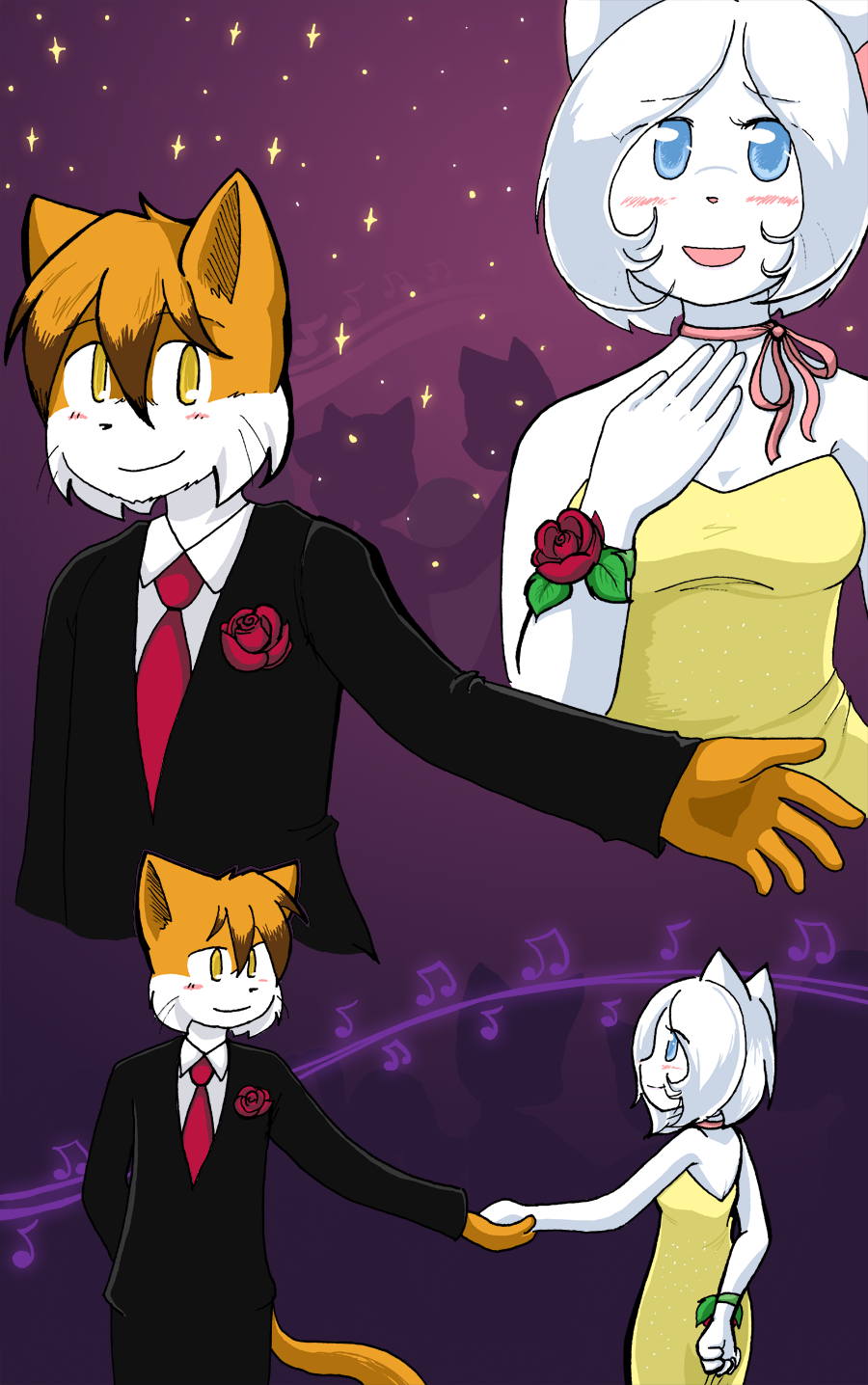 Senior Prom. by taeshilh