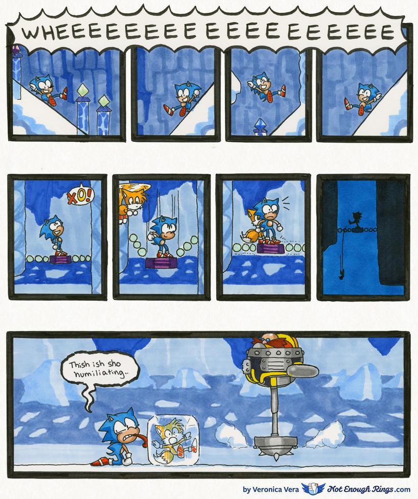 NER: Icecap Zone. by taeshilh