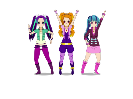 The Dazzlings (again)