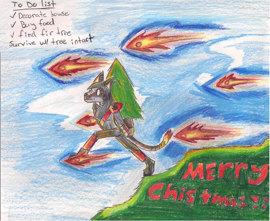 Skyrim christmas quest by hayley-the-hedgehog on DeviantArt