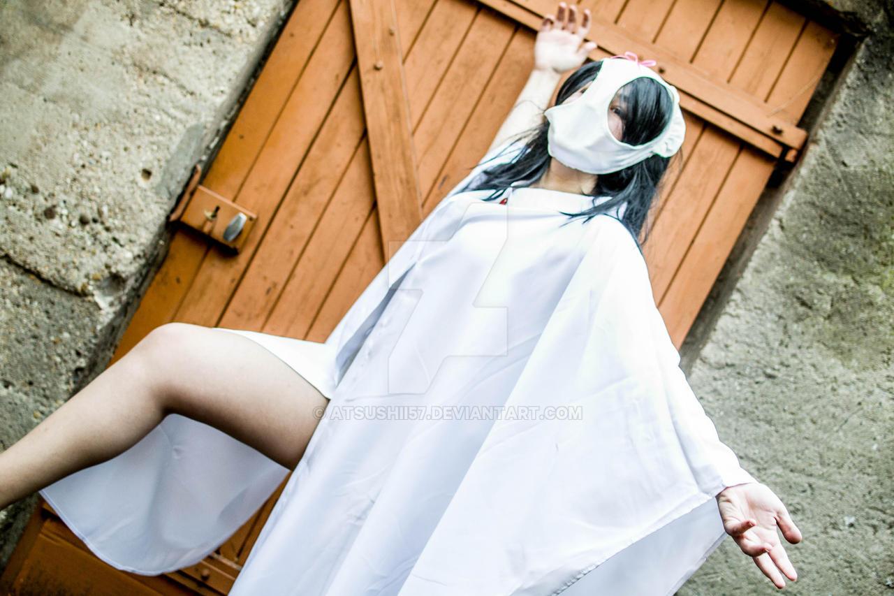 Shimoneta blue snow cosplay