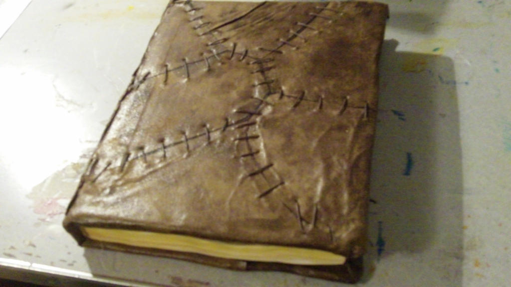 Evil Dead 2013 Book of the Dead by Hatter10-7 ...