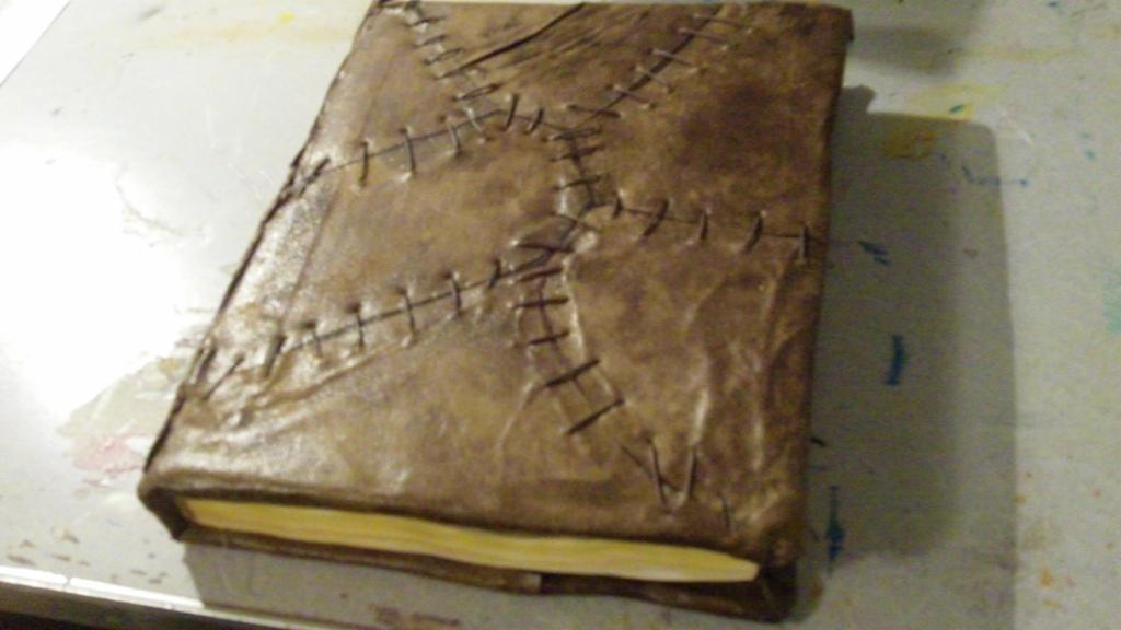 Книга мертвых фото