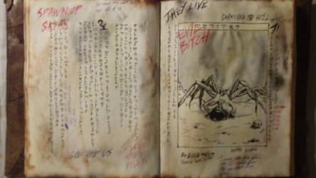 Evil Dead 2013 Book Page 5