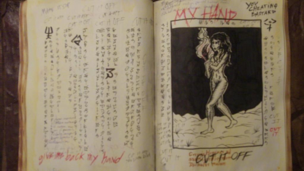 book of dead evil dead