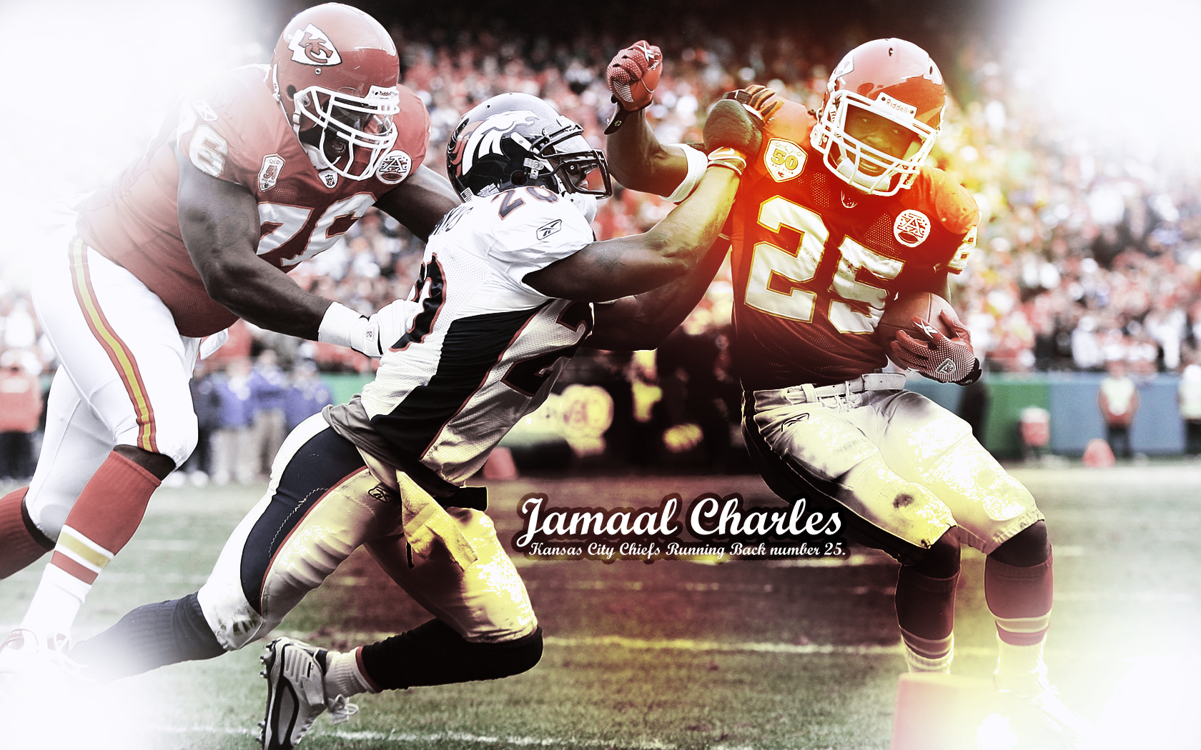 jamaal charles wallpaper by adaam8 on deviantart