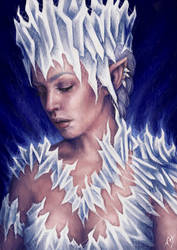 Ice Queen by 1Enary1