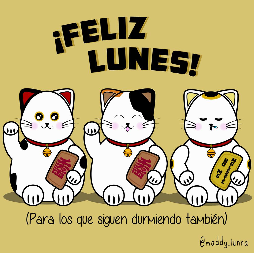 Feliz Lunes By Maddy Lunna On Deviantart Recarga tu felicidad este día, y si no eres feliz al menos ten un. feliz lunes by maddy lunna on deviantart