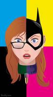 Batgirl: The Killing Joke by Maddy-Lunna