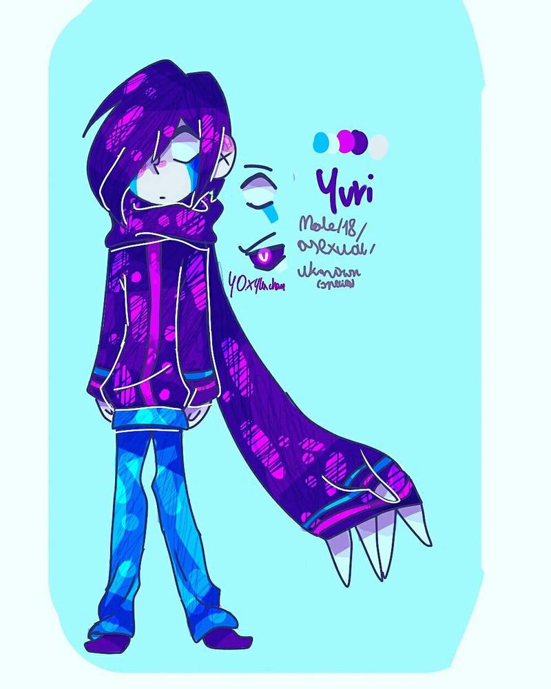 ..:: Yuri-Oc ref ::.. by Xyla-Chan0