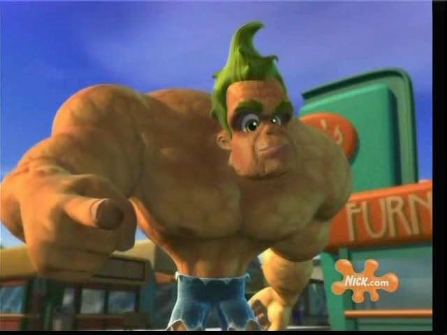 Hulk Jimmy by Rikusbrother