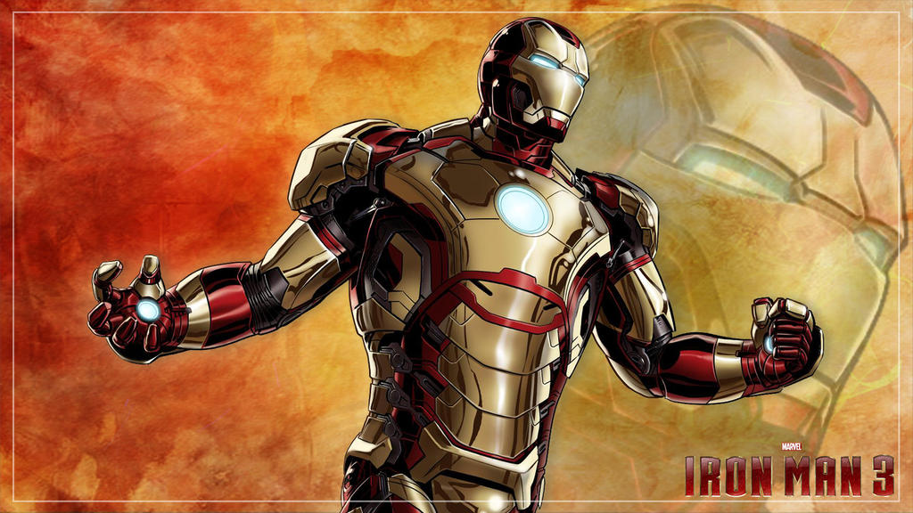 Wallpaper - IRON MAN 3 - Mark 42 by doni-akiraIron Man 3 Poster Wallpaper Mark 42