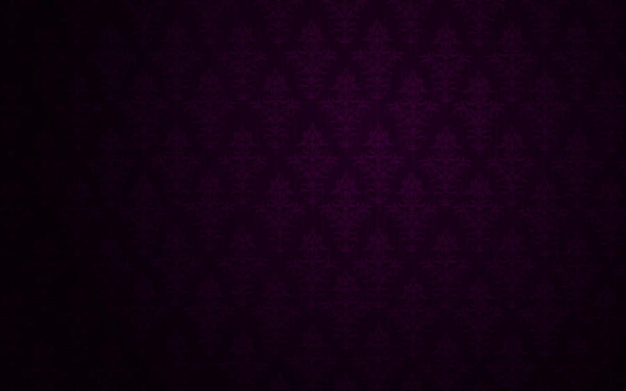 Purple Victorian Wallpaper By Smurfier