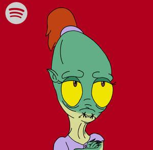 Jessi Glaser's Playlist Spotify pic (May 2021-)