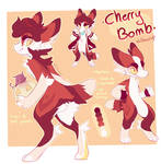 Vullowisp MYO entry: Cherry Bomb