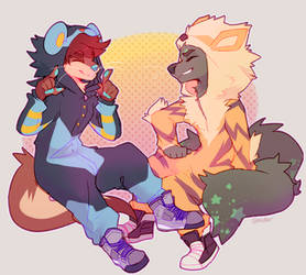 Spicy Boyfriend by Keybladefire