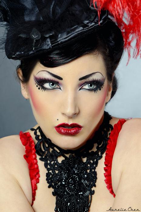 Comtesse Burlesque by AurelieChen on deviantART
