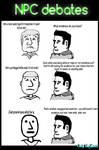 NPC Debates