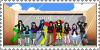 Stamp: Mekakucity Actors by pancakeofficer