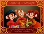 NIMH x AAT: Seasons Greetings