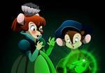 AAT: Fievel in Ireland - The Banshee's Jewel by BrisbyBraveheart