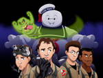 Ghostbusters 30th Anniversary Tribute