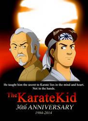 The Karate Kid 30th Anniversary Tribute by BrisbyBraveheart