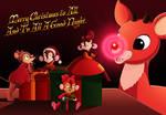 Rudolph x Bluth: A Very Shiny Christmas