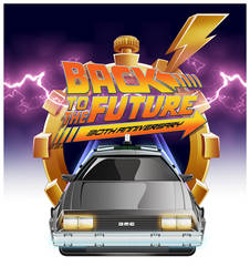 Back to the Future - A Blast From the Past by BrisbyBraveheart