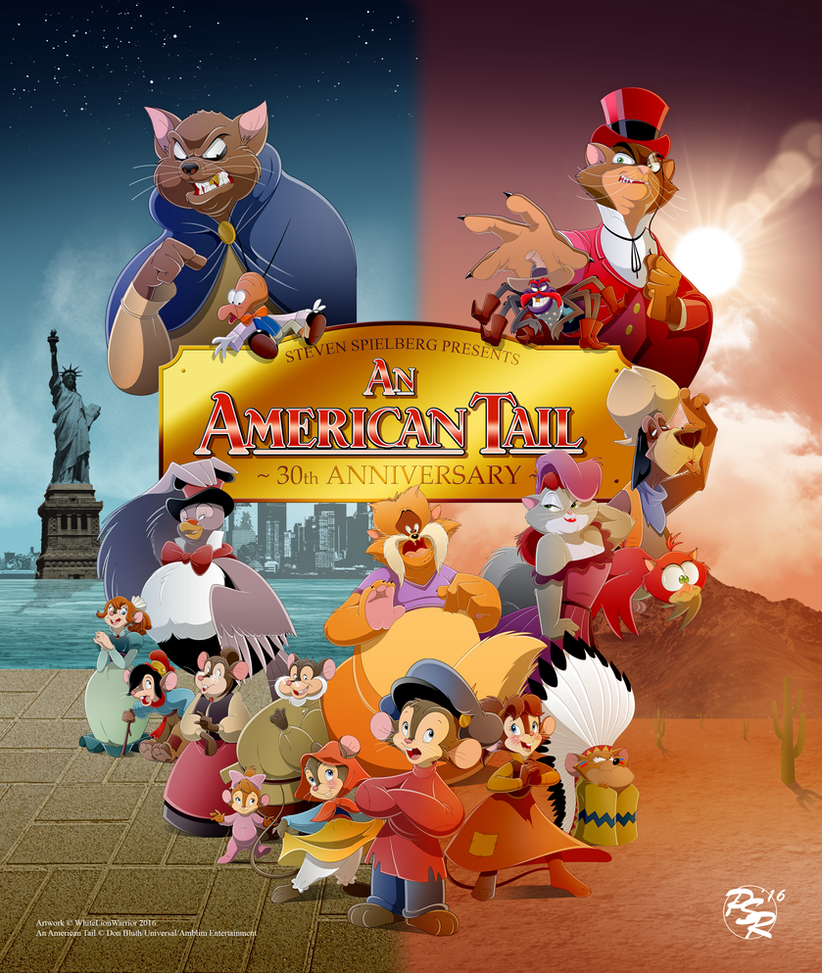 An American Tail: The 30 Year Legacy by BrisbyBraveheart