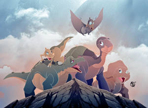 The Land Before Time: 30th Anniversary